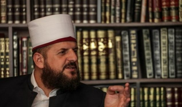 Imam of the Great Mosque of Pristina arrested