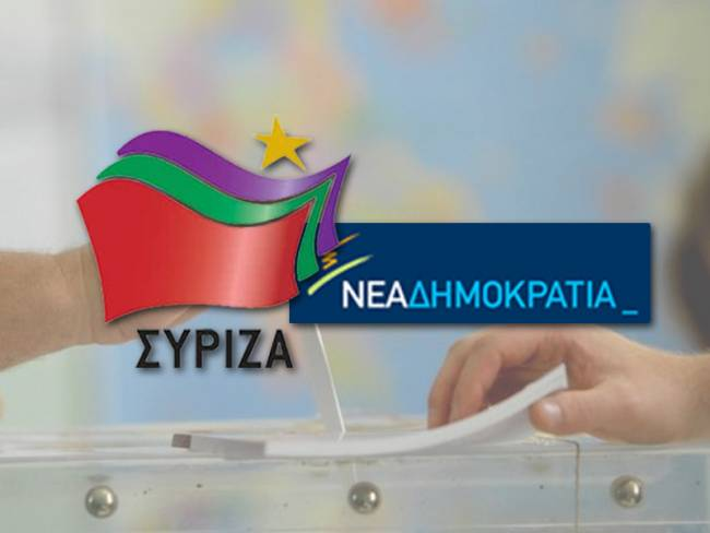 SYRIZA continues to lead at the polls