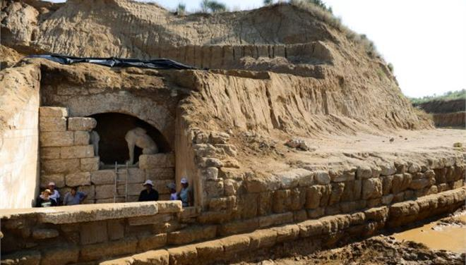 Request for inclusion of the tomb of Amphipolis in UNESCO World Heritage