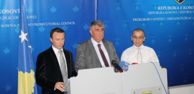 """General attorney Hoxhaj """"on the hunt"""" to arrest corrupted politicians and business people"""