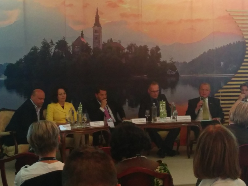 """Albania presents its plans in the """"Power of Tourism"""" panel"""