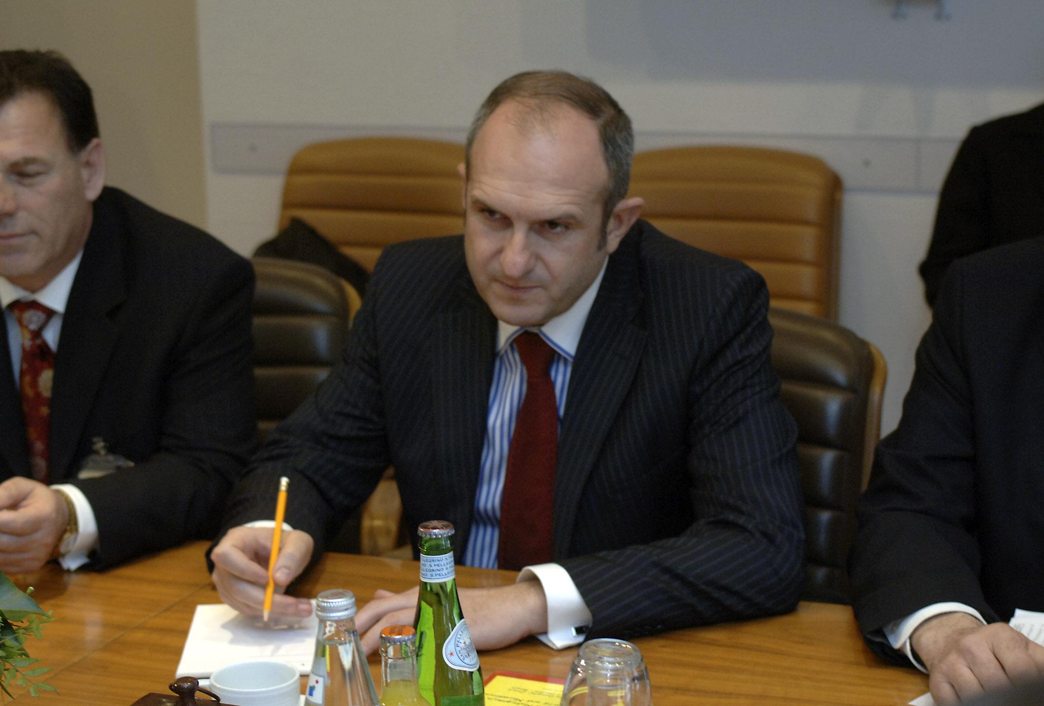 Former prime minister Buckovski receives a two year jail sentence