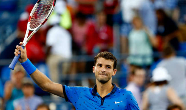 Bulgaria's Dimitrov left to rue missed opportunities as he exits US Open