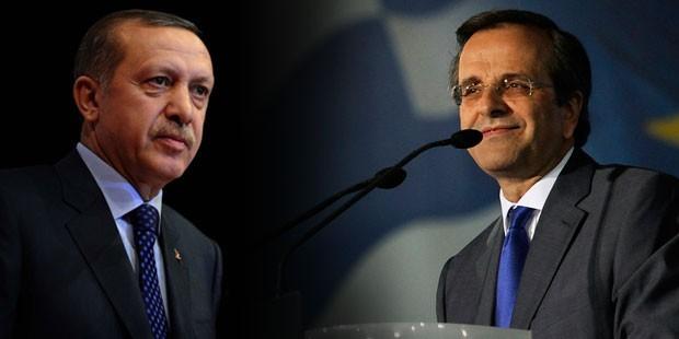 Samaras to meet with Erdoğan on Thursday
