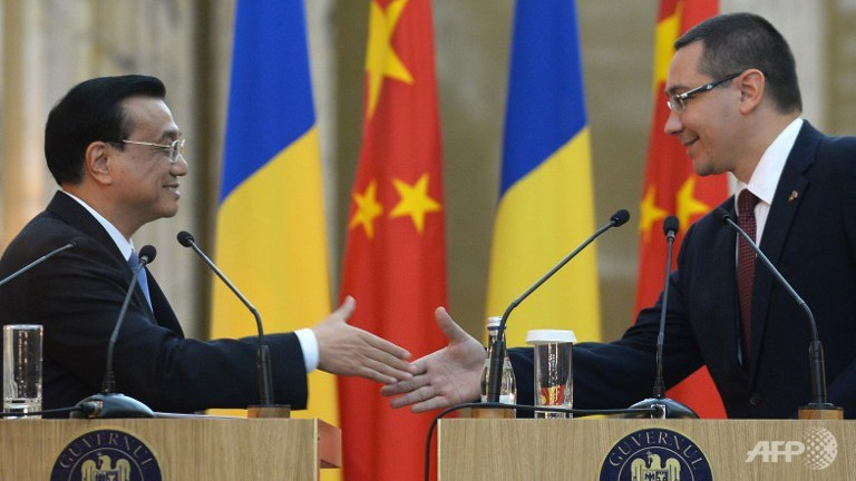 Romania woos China again, seeks investments in infrastructure