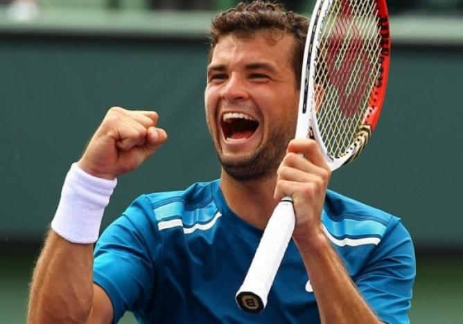 Bulgaria's Dimitrov bounces back to advance to US Open fourth round