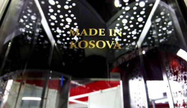 """Confidence grows in """"Made in Kosovo"""" products"""