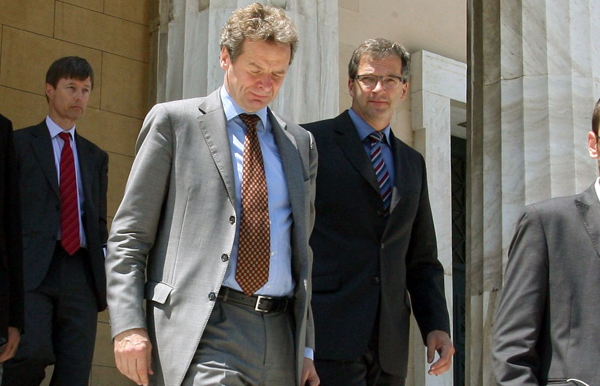 Greek government optimistic troika audit will proceed smoothly