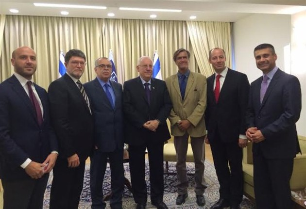 Croatian Euro-parliamentarian argues that EU will gradually recognise Palestine