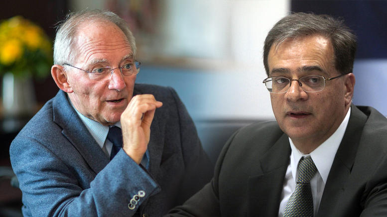 Chardouvelis- Schäuble and the 'new relationship' with the partners