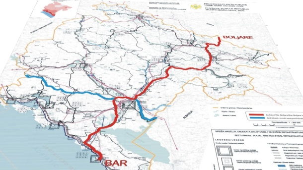 Construction Of Montenegrin Highway Enters Next Stage