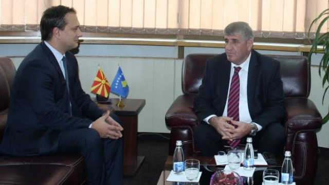 Kosovo and FYROM to cooperate against terrorism