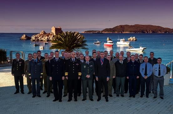 Montenegro continues to work towards meeting the standards of the NATO alliance