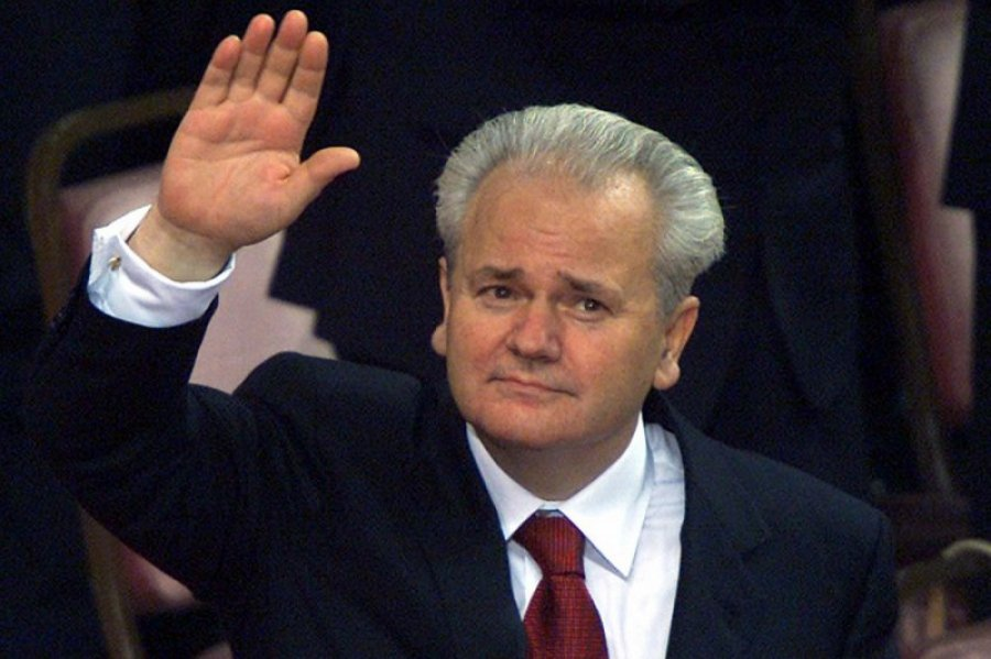 EU lifts sanctions against diceased Milosevic