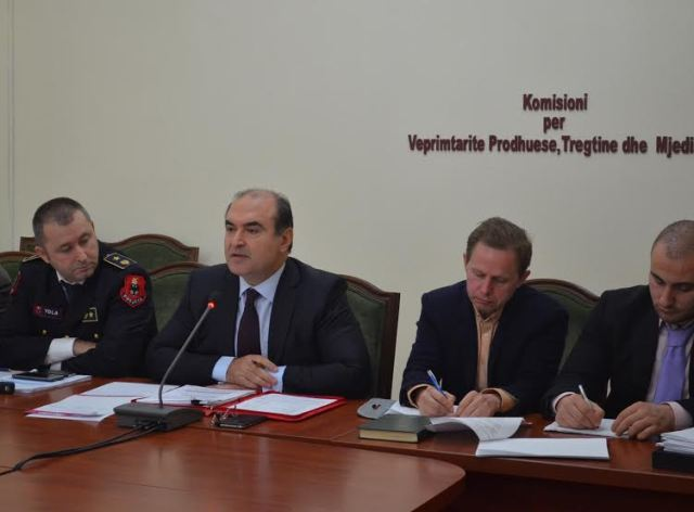 Changes in the road code aim at strengthening the rule of law, says Albanian Transport Minister
