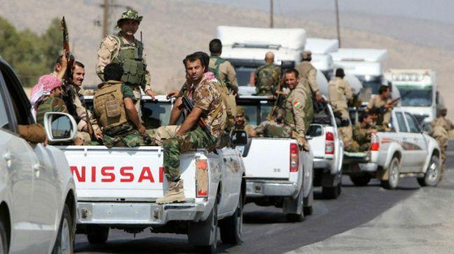 The Peshmerga are heading to Kobani