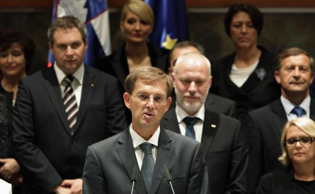 Coalition Government in Slovenia confirms budget plans