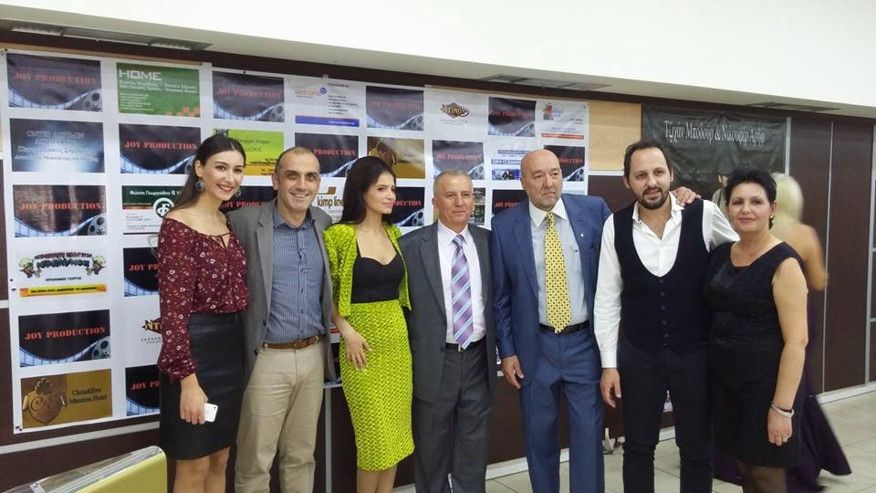Premiere of the first movie of the Muslim minority in Thrace
