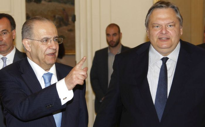 Trilateral meeting of Foreign Minister of Greece – Egypt – Cyprus in Nicosia