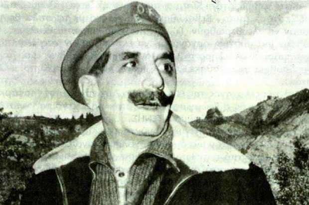 British security services archives focus on General Grivas