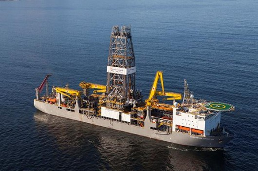 Oil companies start new drilling off the Romanian shores