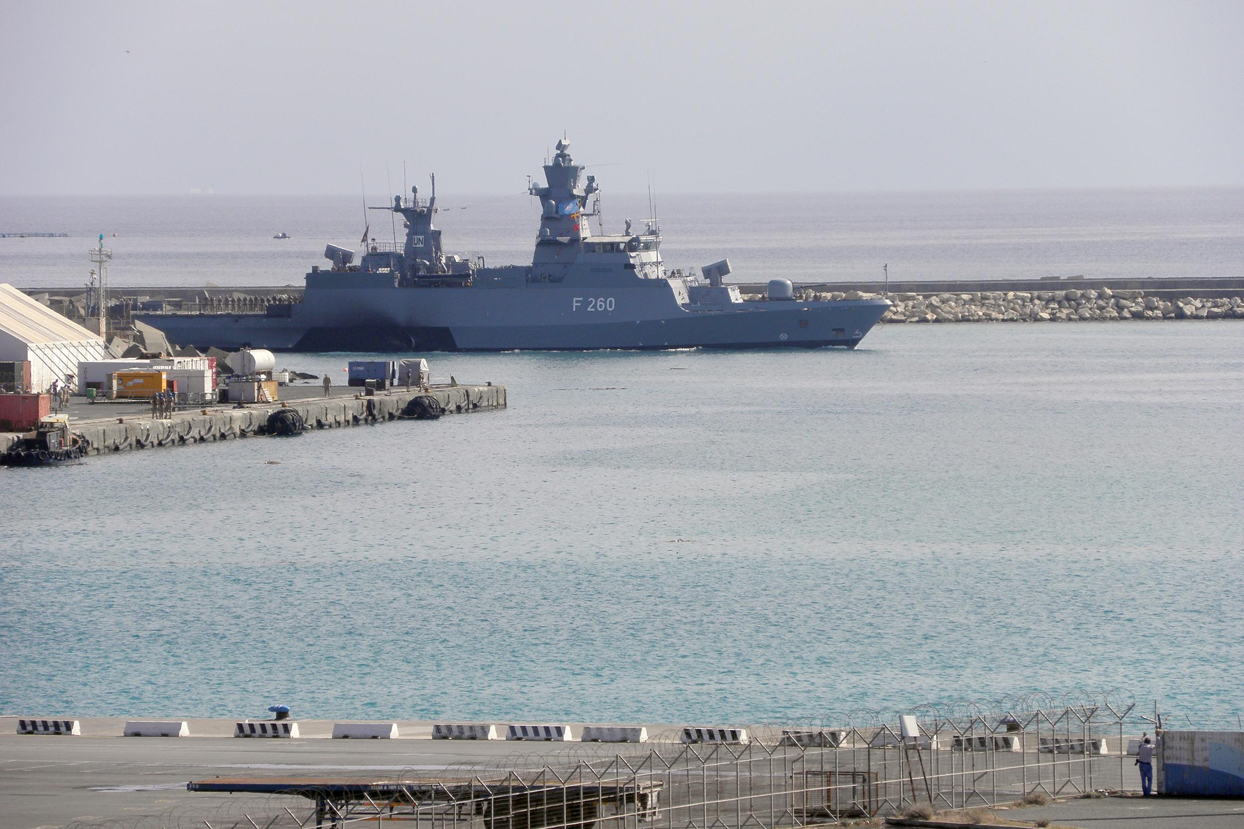 Mysterious plane crash in Cyprus sea
