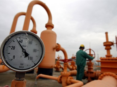 Russian Federation decreased gas supply to BiH