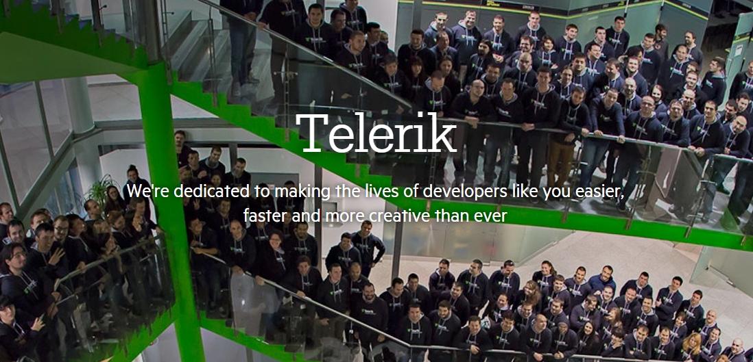 Progress Software announces intention to acquire Bulgaria's Telerik