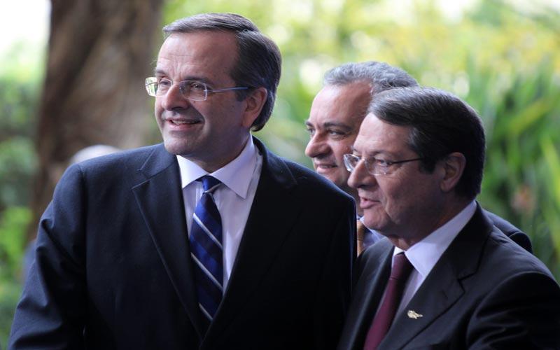 Samaras to represent Cyprus at the Summit