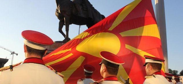 FYROM celebrates Macedonian Revolutionary War Day
