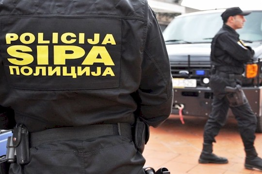 SIPA arrested seven persons in police operation 'Gibraltar'