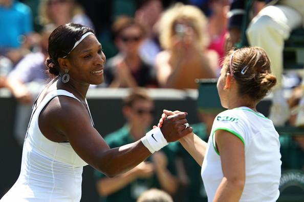 Romania's Halep beats Serena Williams, advances in semifinals of Singapore tournament