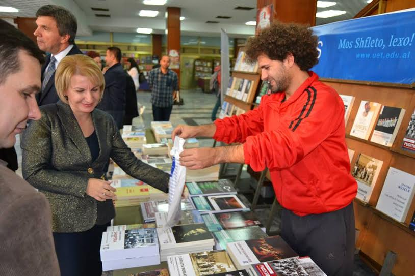 "Book fair ""Tetovo 2014"""