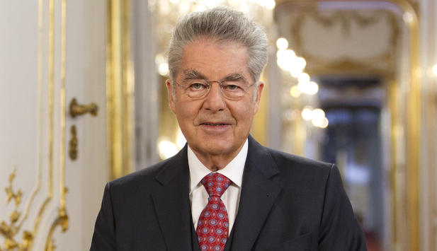 President of Austria Fischer on a two-day visit to Greece