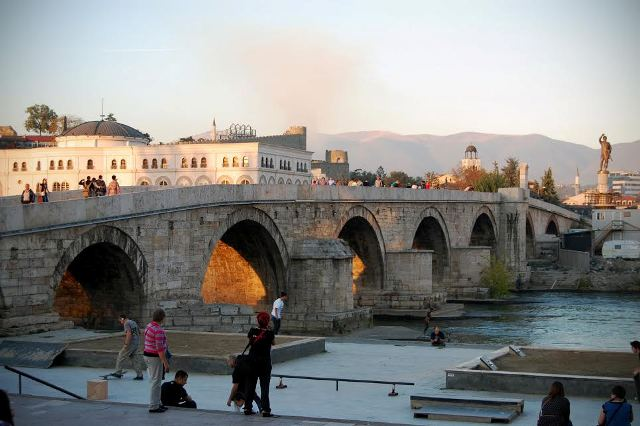 Another political subject emerges in FYROM's political scene