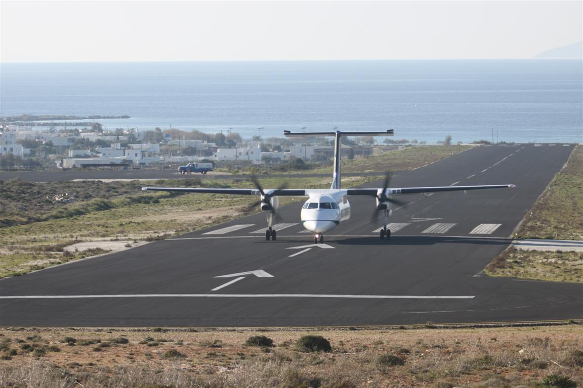 Greece: Privatisation of regional airports cause reactions
