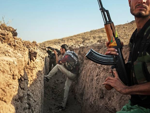 Ankara opens its borders to the Kurds of northern Iraq