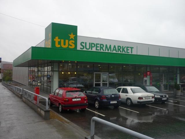"Slovenian supermarket chain ""TUŠ"" confirmed closing shop in BiH"