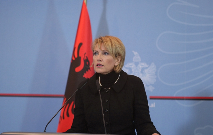We're not part of the Milan Summit, says Albanian Defence Minister