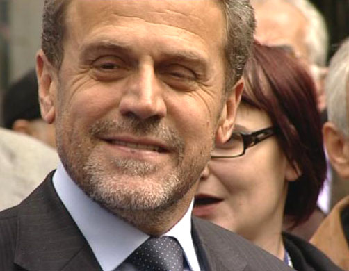 Mayor of Zagreb arrested
