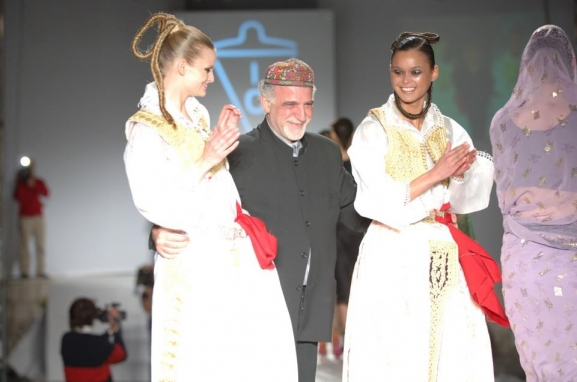 """""""Izet Curri"""" International Fashion Institute opens in Skopje"""