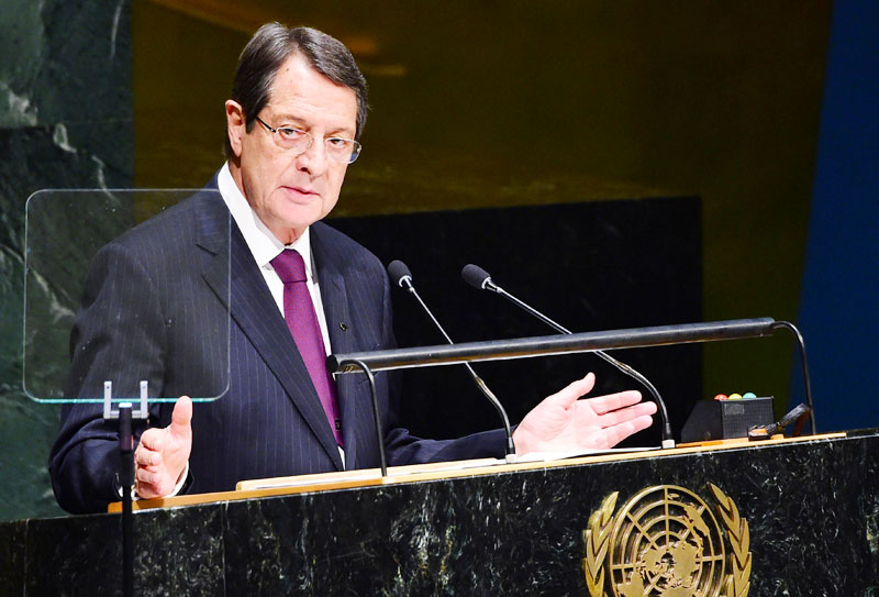 Anastasiades: I do not intend to return to a dialogue of the deaf