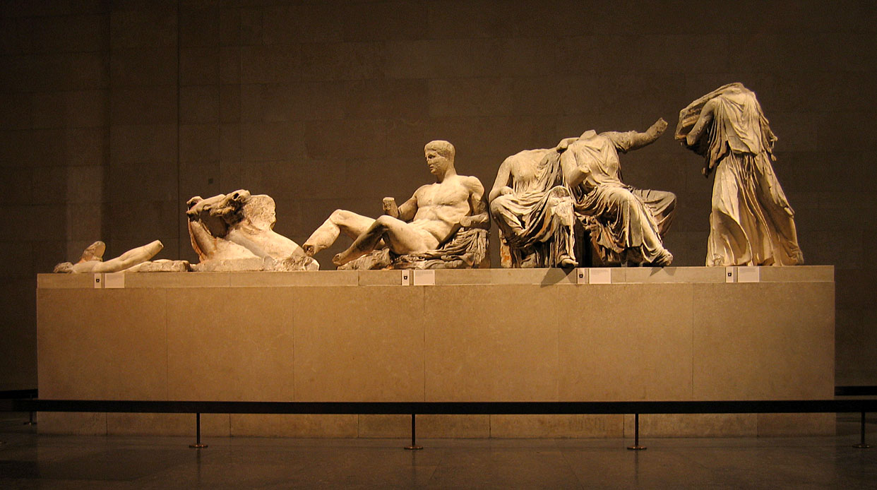 The secret memo for claiming the Parthenon Marbles