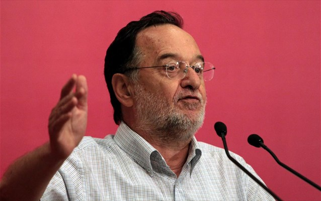 Lafazanis: Progressive overturn to save the country