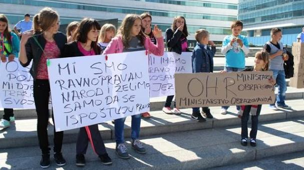 Court in Banja Luka confirmed discrimination of Bosniak pupils in Vrbanjci