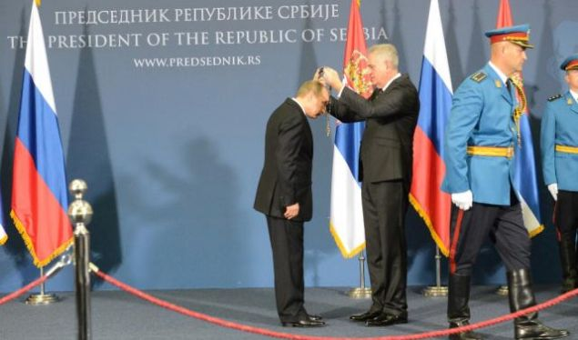 Putin in Belgrade: Russia doesn't change its positioning on Kosovo