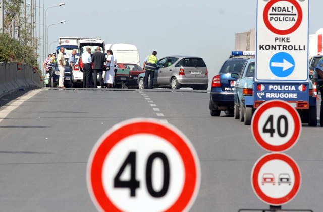 New changes in the Albanian Road Code