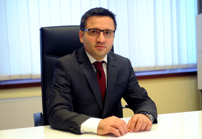 IBNA Interview with deputy prime minister of European Integration, Famtmir Besimi