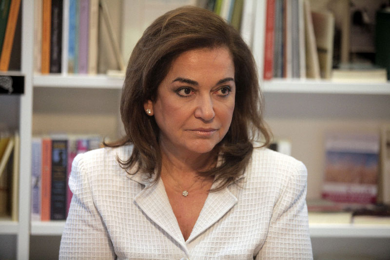 Dora Bakoyiannis: There must be an immediate and drastic reduction of taxation