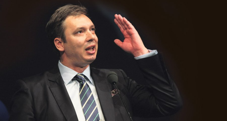 VUCIC: Albanian extremists wanted to trample on our pride